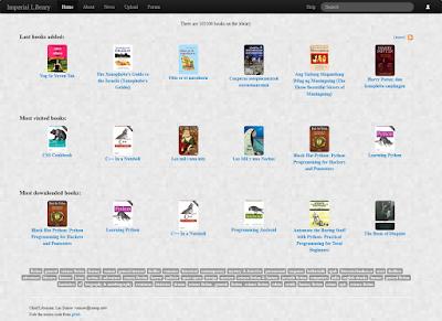 situs yang membagikan buku buku gratis di dalam deep web