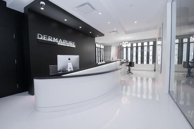 Premier anniversaire de Dermapure à Québec