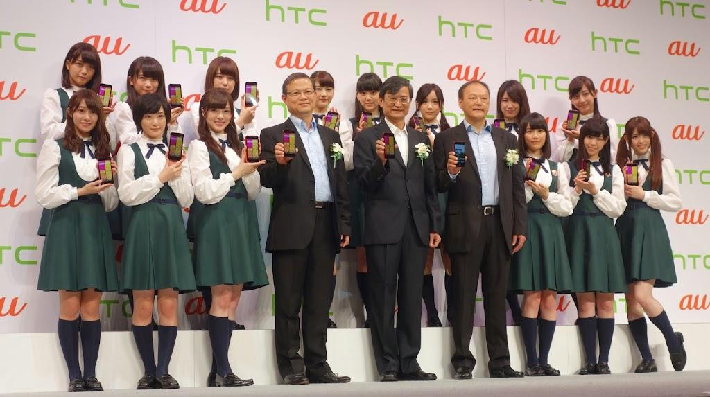 迎戰iPhone 6,HTC祭出雙旗艦策略