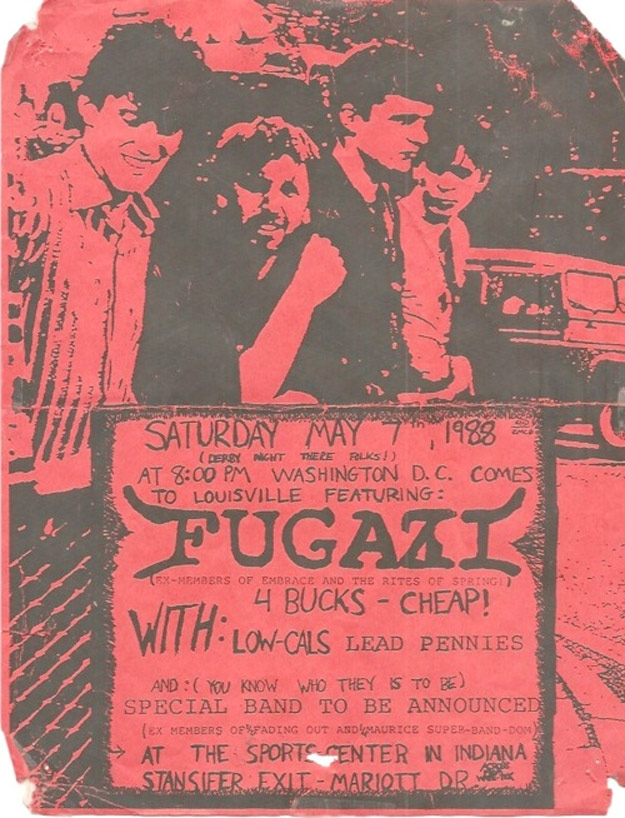 Amazing Punk Flyers Amp Posters From The 80s Vintage Everyday
