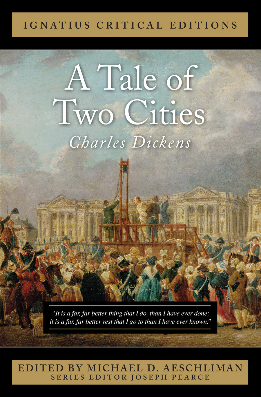 a tale of two cities structure Plot (structure) the immense popularity of a tale of two cities lies in dickens' ability to simultaneously and graphically structure the revolution in france with the development of characters like dr manette, lucie, darnay.