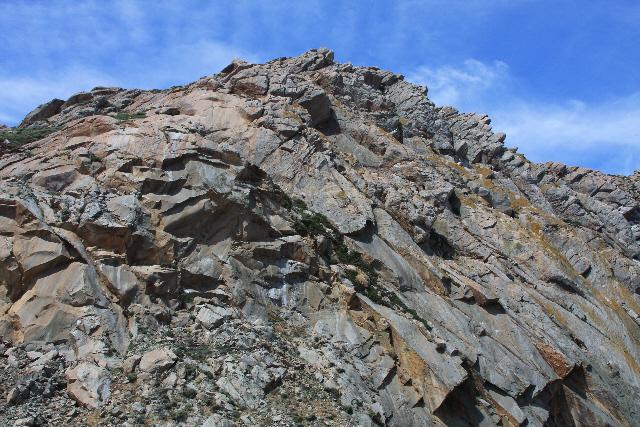 A really big rock