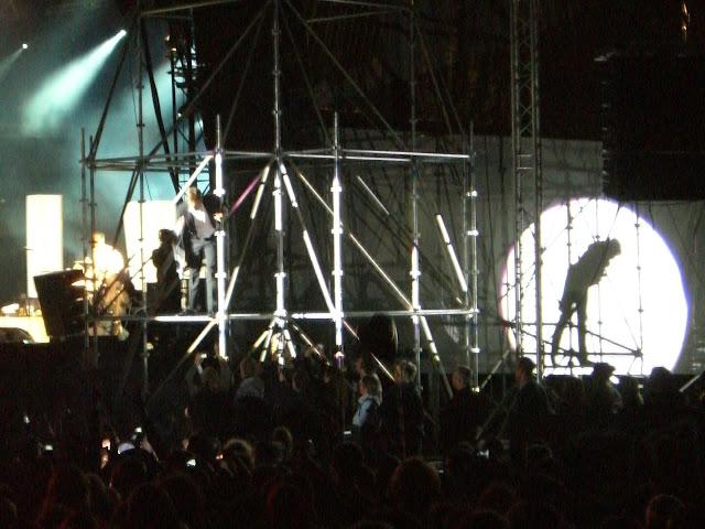 The Hives en el Festival Papillons de Nuit 2011