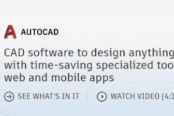 Download Autocad Gratis Untuk PC 2007-2019 (Semua versi Lengkap)