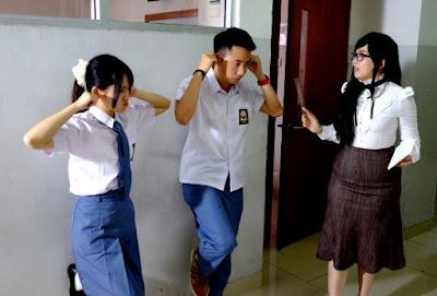 Cara Menghukum Murid di Sekolah