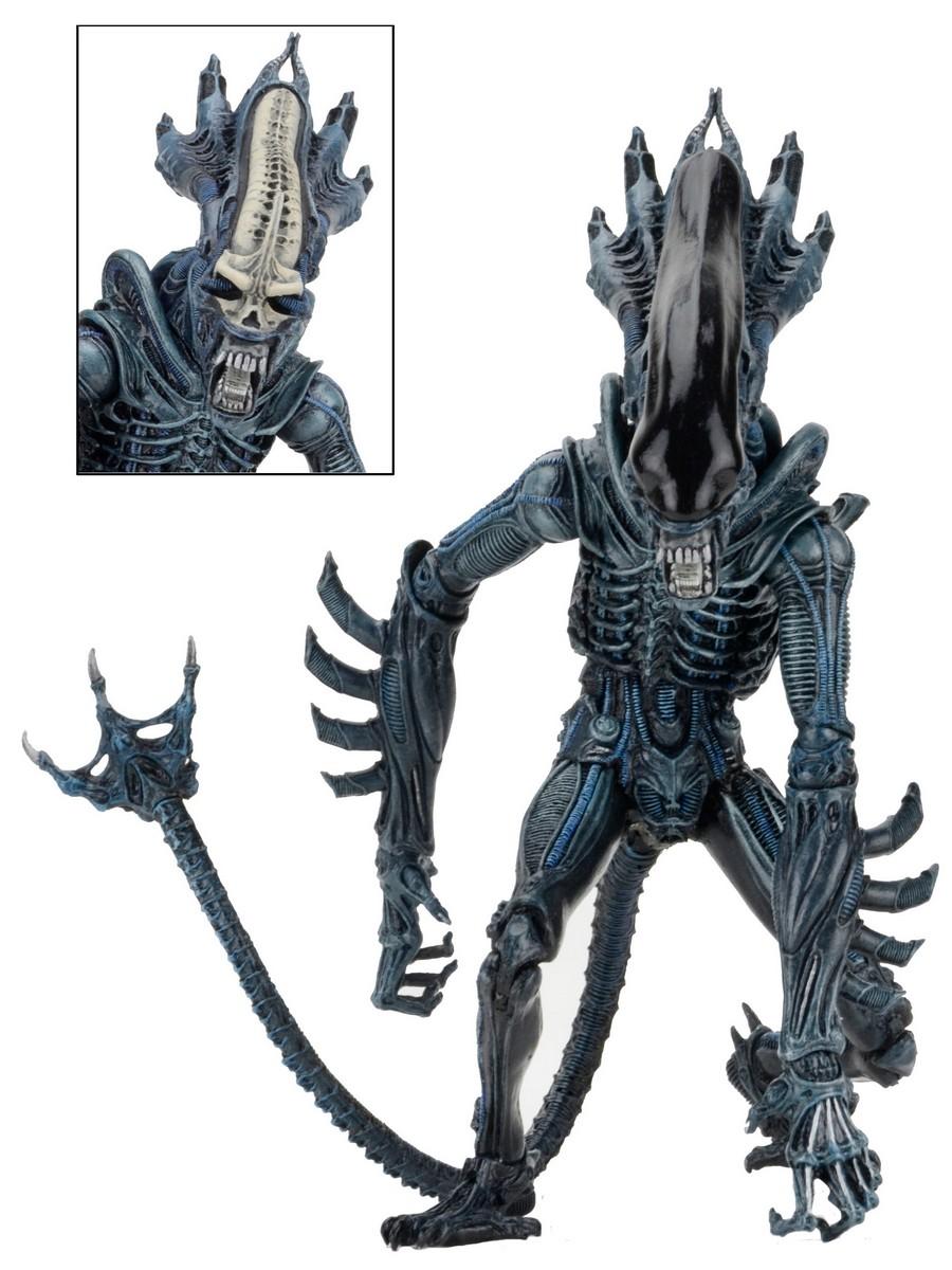 Kenner Xenomorphs Invade NECA's Alien Action Figure Line Gorilla Xenomorph