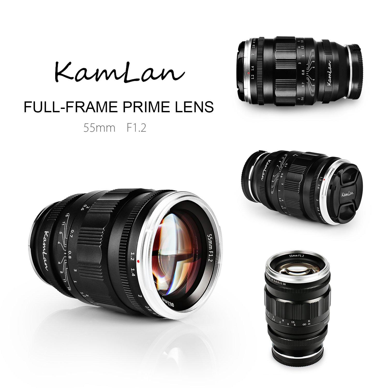 Sainsonic KamLan 55mm f/1.2