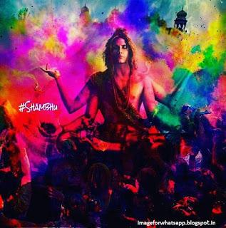 Holi God Image