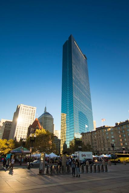 Copley sq-Boston