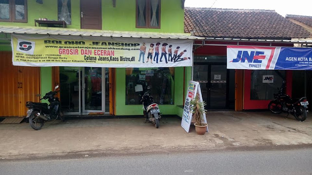 alamat grosir  jeans di Bali