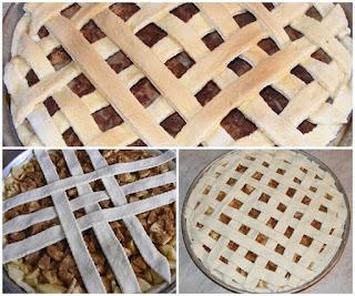 cum se face placinta americana cu mere si scortisoara, retete placinta de post, retete culinare, retete de post preparare, preparare placinta cu mere la cuptor,