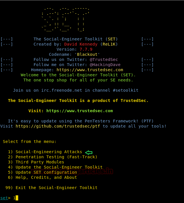 Social Engineering Toolkit Archives - Hacking Articles