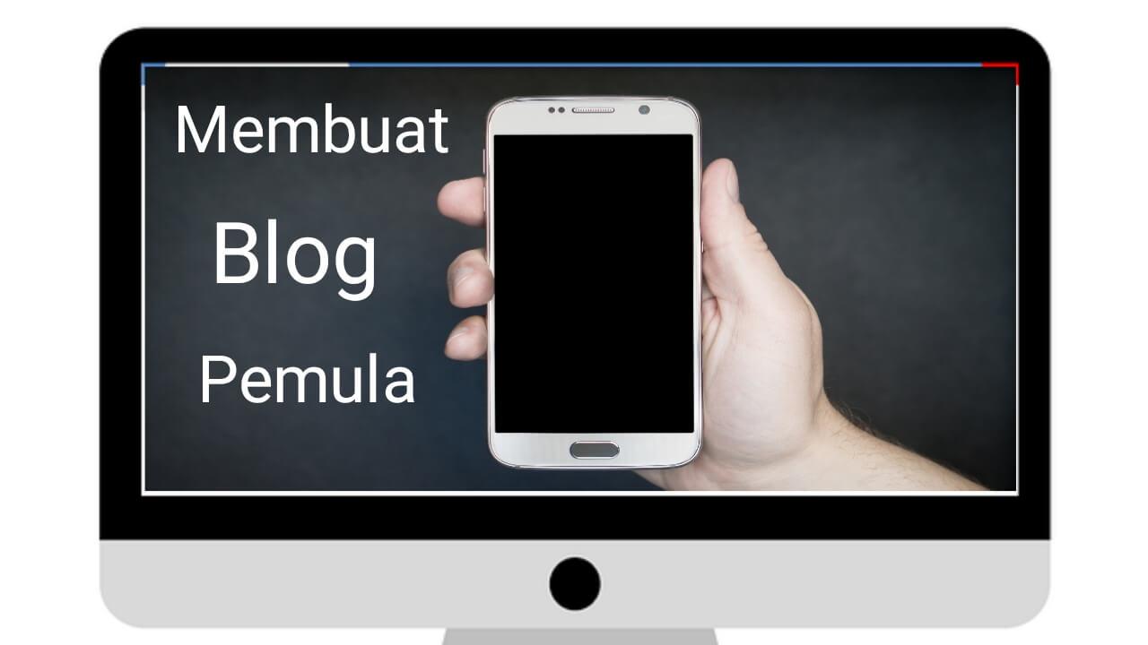 Cara membuat blog bagi pemula
