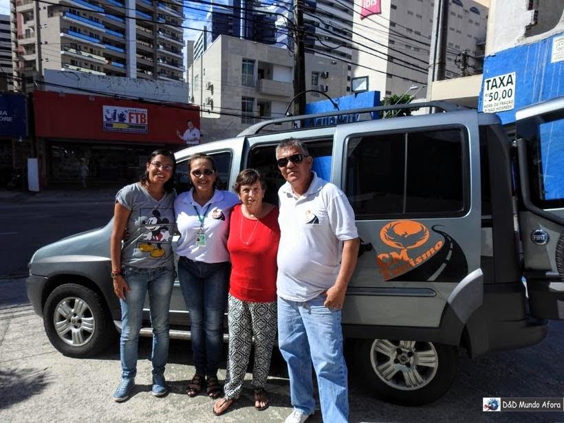 Transfer e passeios em Fortaleza e Jericoacoara - CM Turismo
