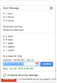 How To Schedule Emails In Gmail Send Later