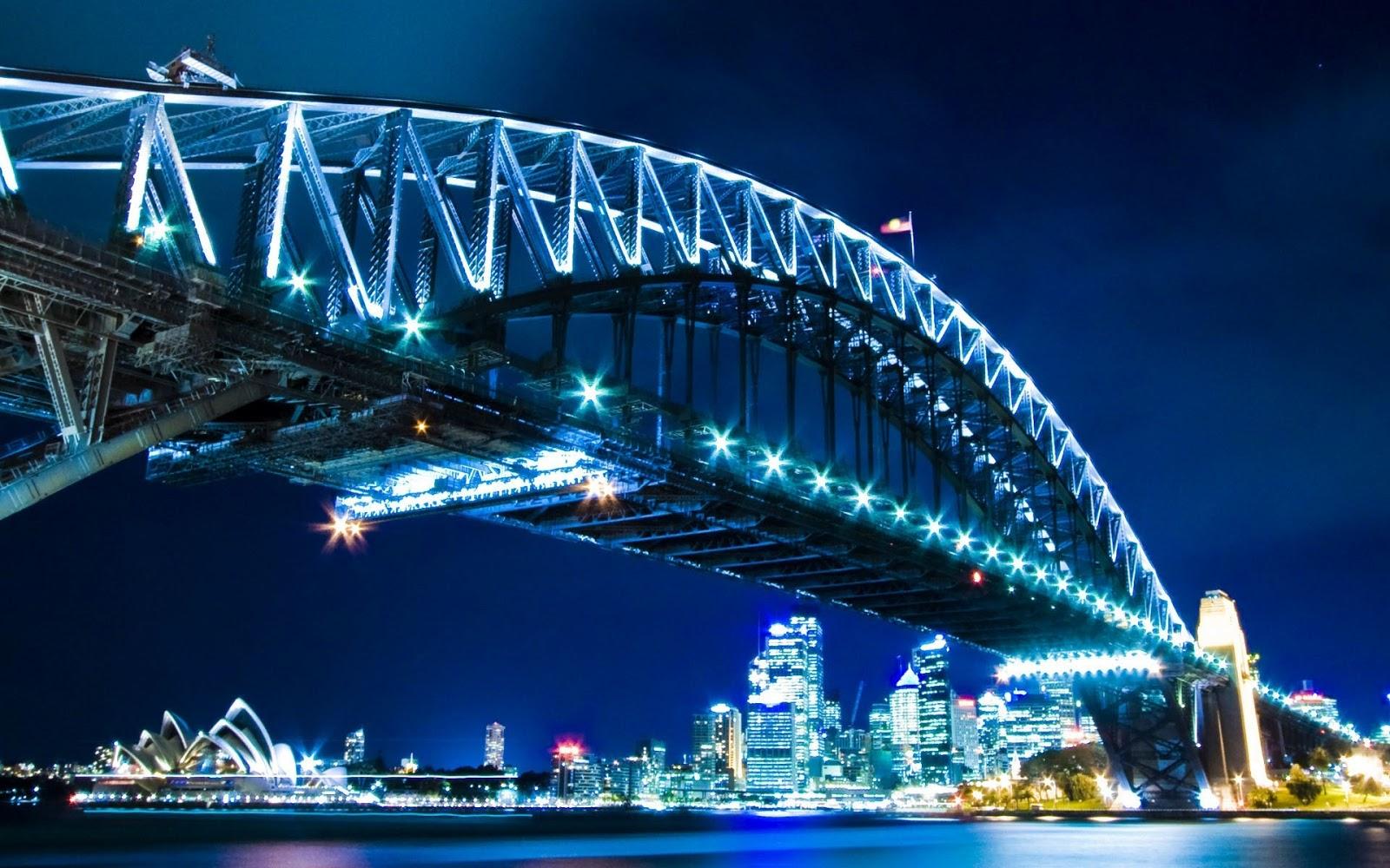 Cute Iphone 5c Wallpapers Cool Photos Sydney Harbour Bridge Australia