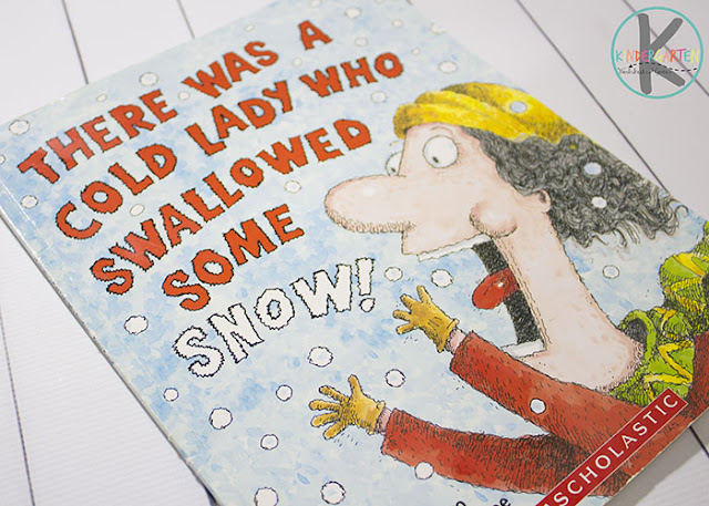 Cold Lady Who Swallowed Some Snow