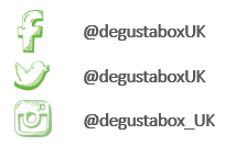 Degustabox UK social media handles