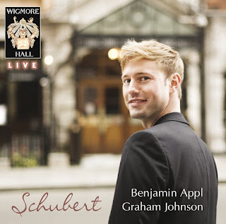 Benjamin Appl, Graham Johnson - Schubert - Wigmore Hall Live