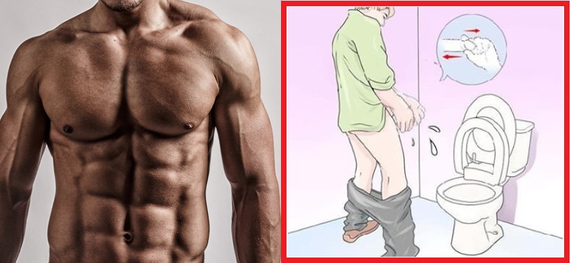 Masturbation muscle growth
