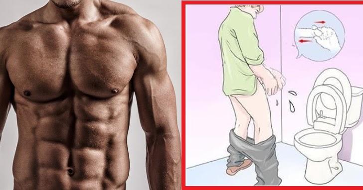 See through underwear for men