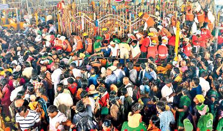 Medaram Sammakka Sarakka Jatara Telangana Kumbha Mela in India