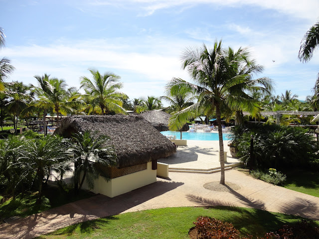 Piscina do hotel Dreams La Romana Resort & Spa