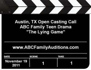 ABC Family The Lying Game Open Casting Call