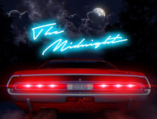 THE MIDNIGHT - Endless Summer (2016) inside
