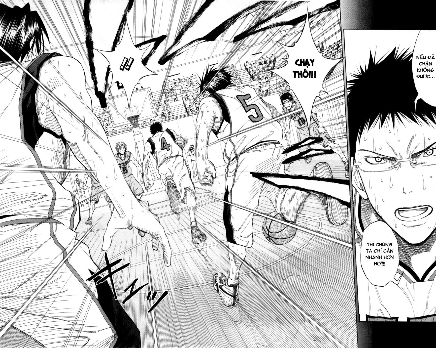 Kuroko No Basket chap 088 trang 10