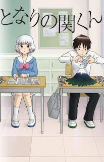 Download Tonari no Seki-kun BD Subtitle Indonesia Batch Episode 1 – 21 + OVA