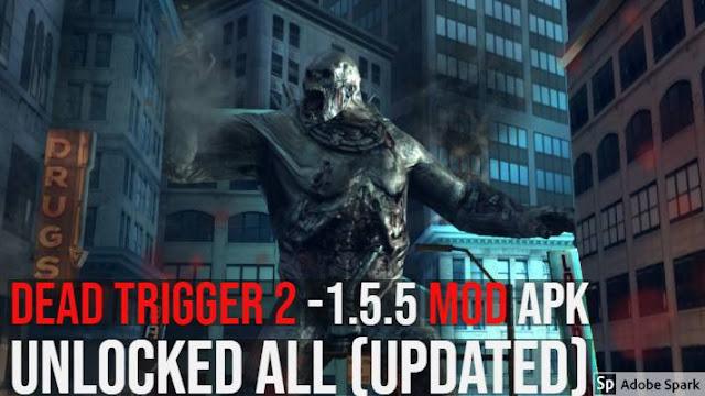 Dead Trigger download 2 1.5.5 apk + mod Highly Compressed