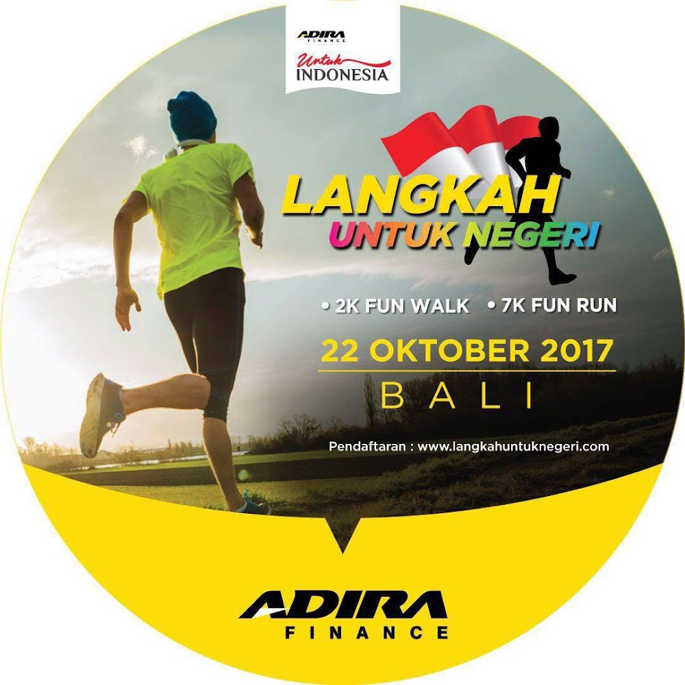 Adira Finance Langkah Untuk Negeri - Bali • 2017