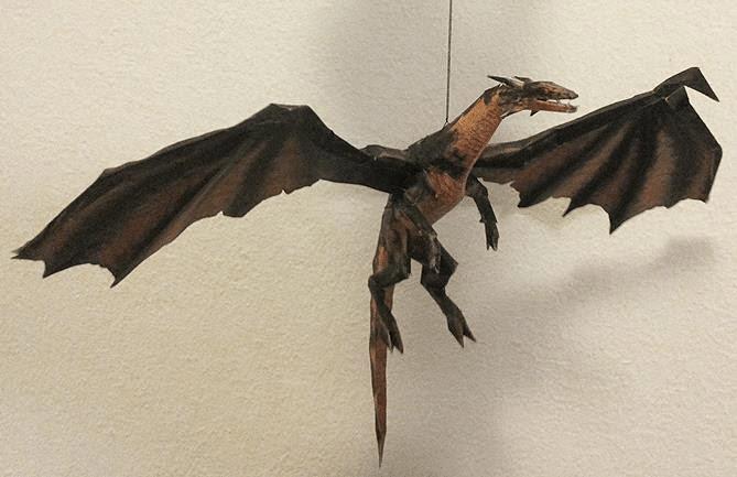 Order a paper dragons