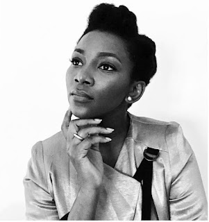 Hmmn! Did Genevieve Nnaji Just Confirmed She is Married?