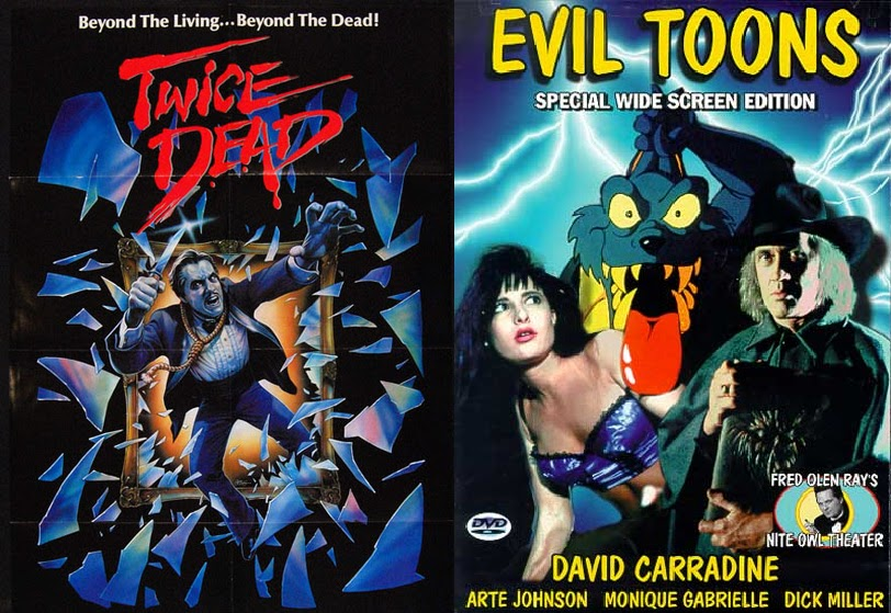 The Location Scout Twice Dead 1988 Evil Toons 1992 More