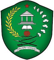 Lowongan CPNS Kota (PEMKOT) Padangsidempuan, Lambang kota Padangsidempuan