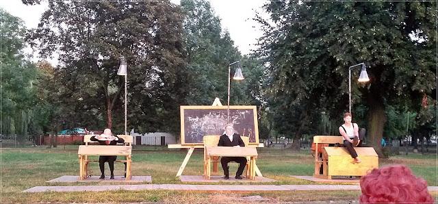 "Teatr A3- ""Plan lekcji"""