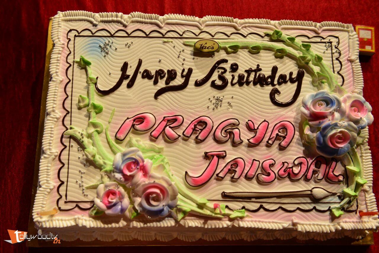 Pragya Jaiswal Birthday Celebrations-HQ-Photo-1