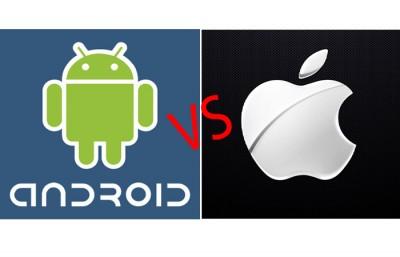 Android Belum Sepenuhnya Kalahkan Pangsa Pasar IOS?