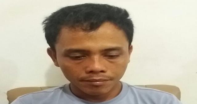 Gerebek Rumah bandar Narkoba, Polisi temukan Sabu seberat 0,42 gram dan ganja 0,60 gram