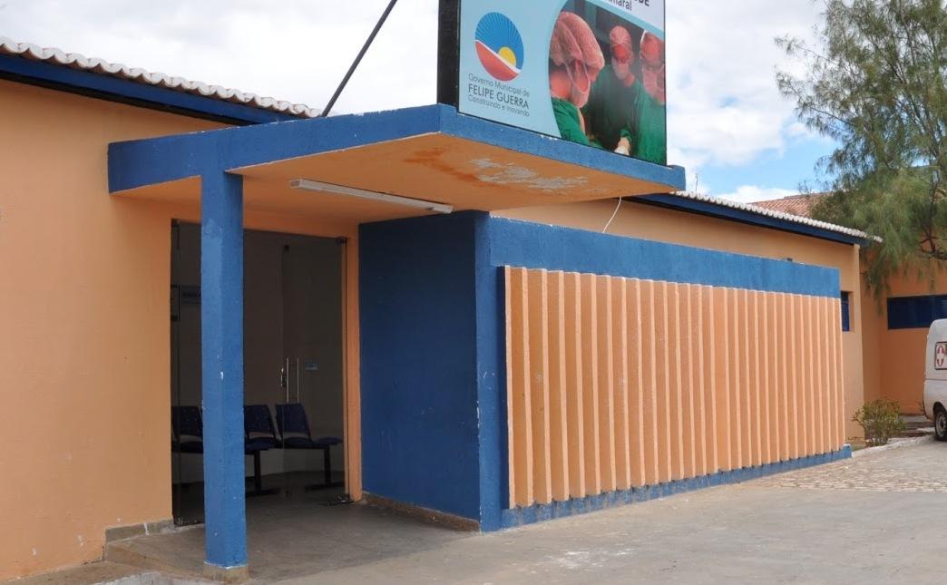 Resultado de imagem para hospital de felipe guerra