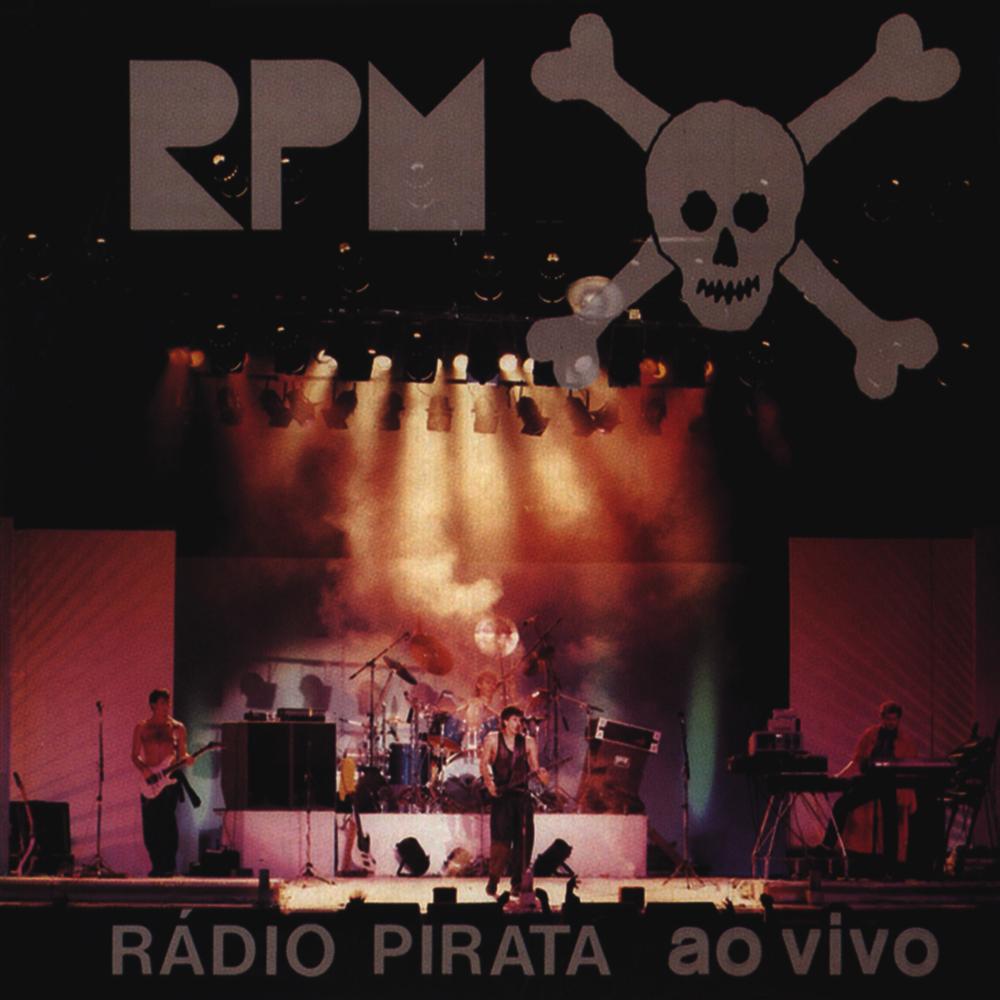 RPM - Rádio Pirata ao Vivo [1986]