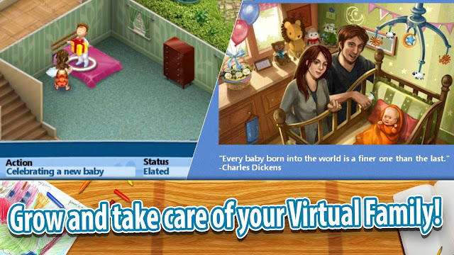 Basic Things You Have to Know About Virtual Families 2