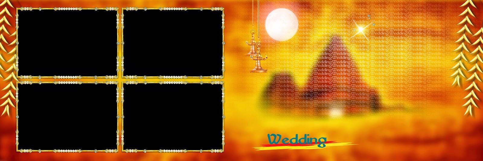 12x36 Wedding Album Psd Free 4