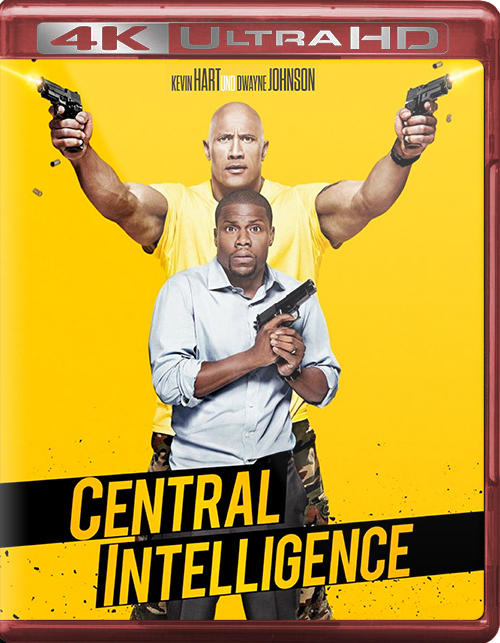 Central Intelligence [Unrated] [2016] [UHD] [2160p] [Latino]