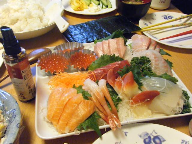 Sushi Asli Jepang
