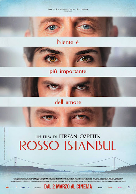 Rosso Istanbul Poster