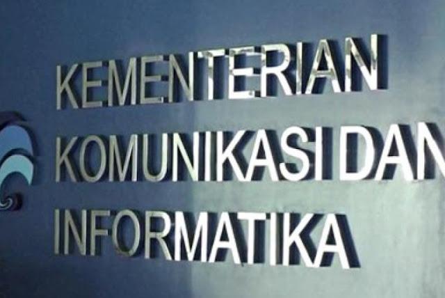 Serang Tokoh, Website KPK Online Diblokir Kemkominfo