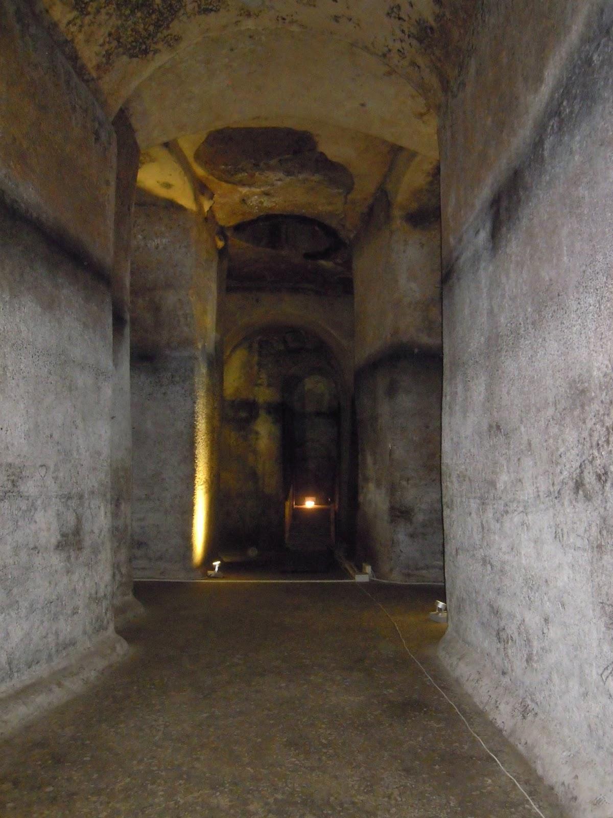 Frammenti Di Ponza Le Cisterne Romane Dellisola Di Ponza